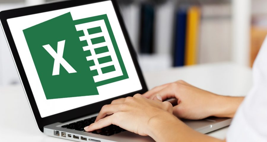Ячейка в Excel.