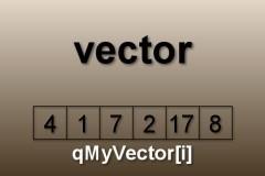 Векторы в С++.