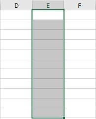 Знакомство с Microsoft Excel
