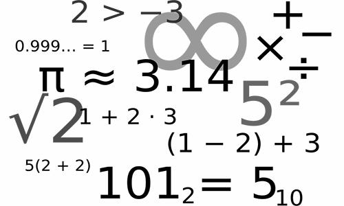 Математические функции в С++