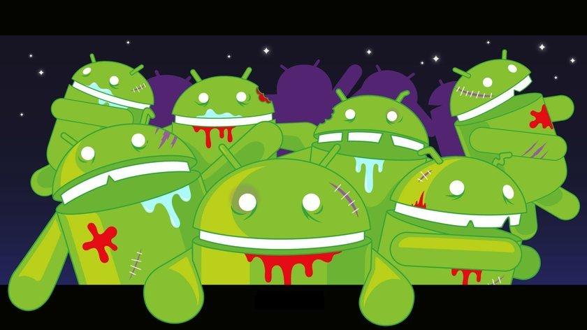 Самые опасные вирусы на Android.