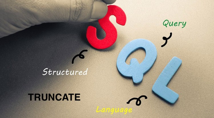 Оператор SQL: TRUNCATE.