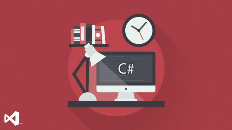 Области видимости переменных в C#.