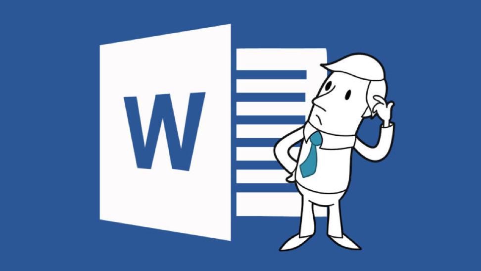 Лента задач в Microsoft Word