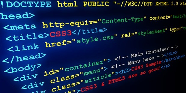 Идентификаторы в CSS.