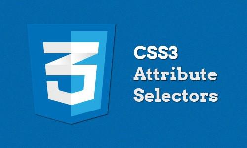 Селекторы атрибутов в CSS.