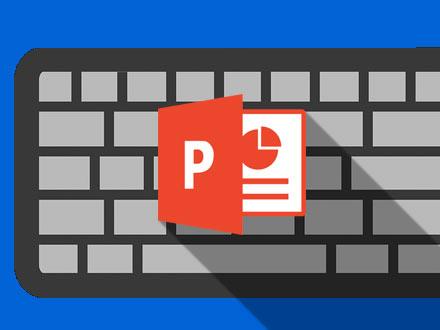 Горячие клавиши в PowerPoint.