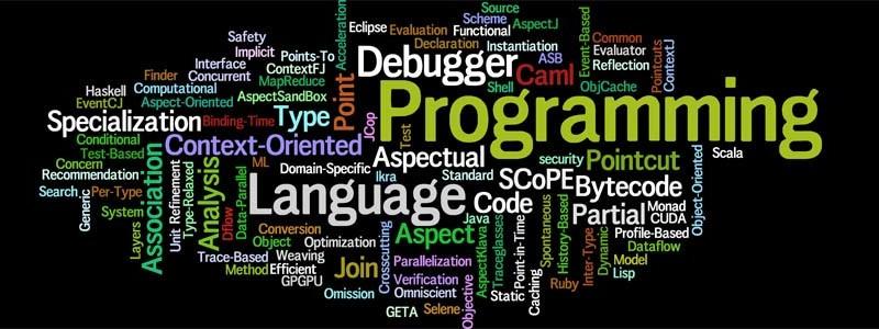 Низкоуровневые и высокоуровневые языки программирования.