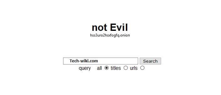 Обзор поисковых систем.