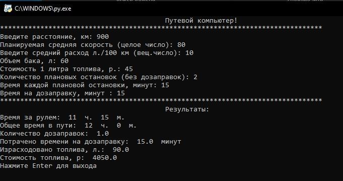 Переменные в Python.