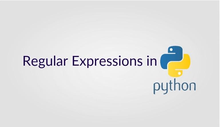 Регулярные выражения в Python.
