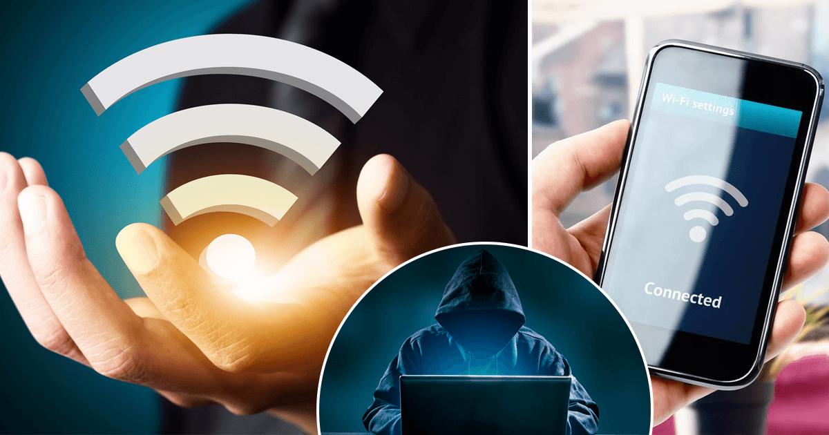 Типы безопасности для Wi-Fi.