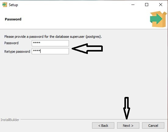 Установка СУБД PostgreSQL