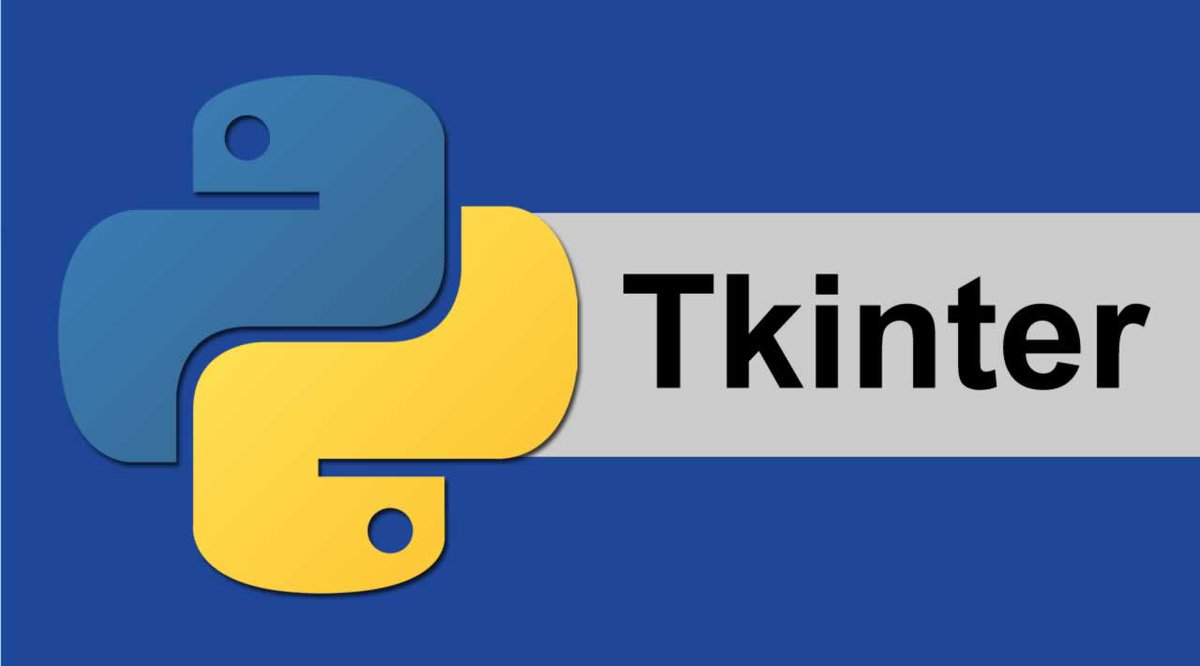 Библиотека Tkinter в Python.