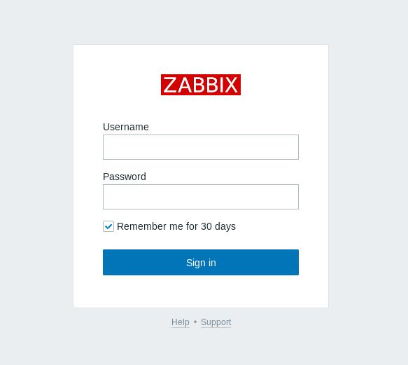 Установка системы мониторинга Zabbix