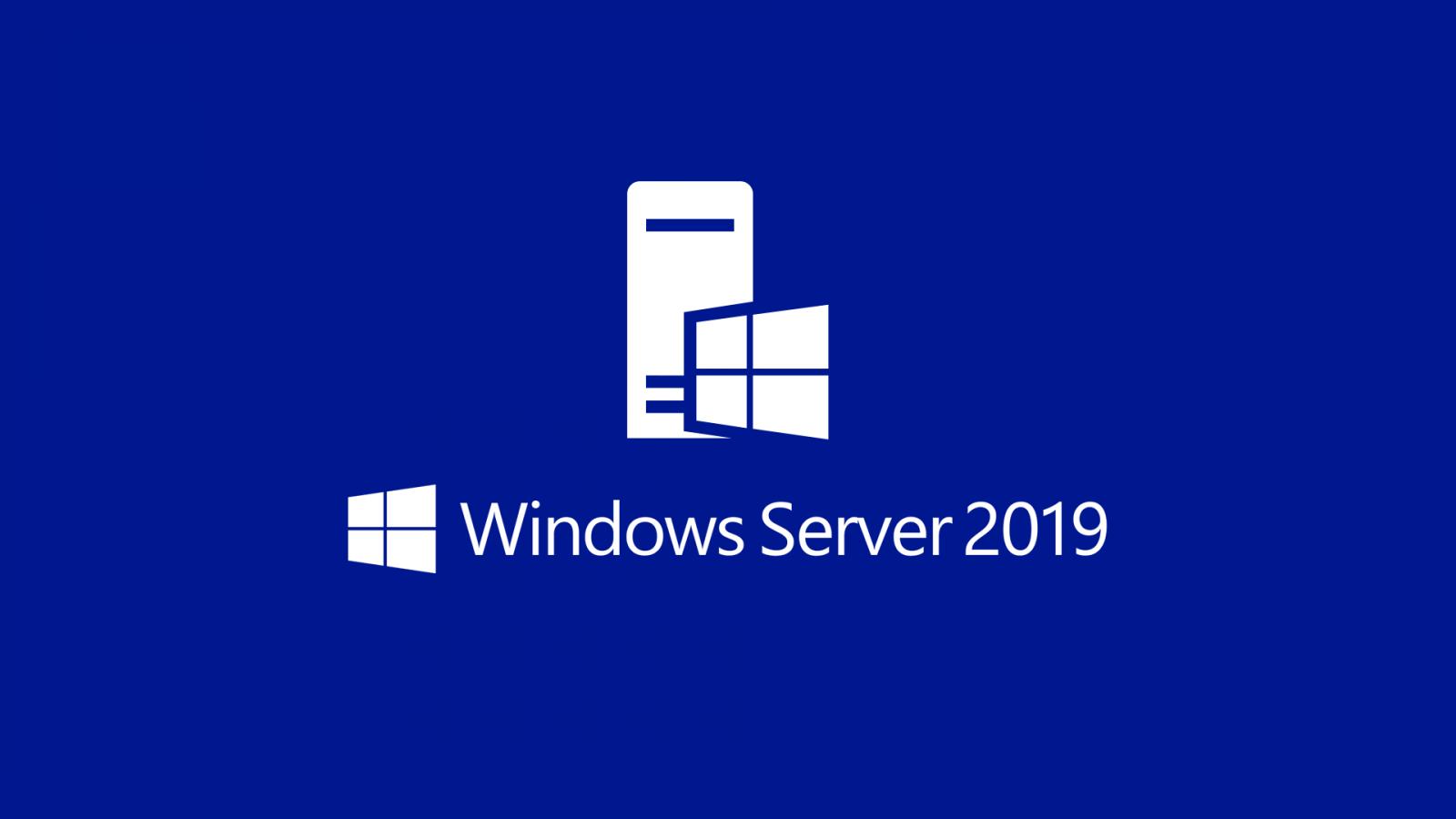 Установка Windows Server 2019 на VirtualBox