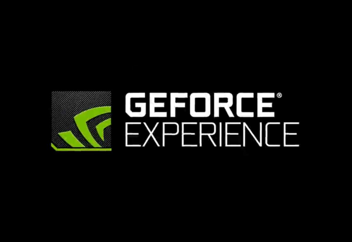 Установка программы GEFORCE EXPERIENCE