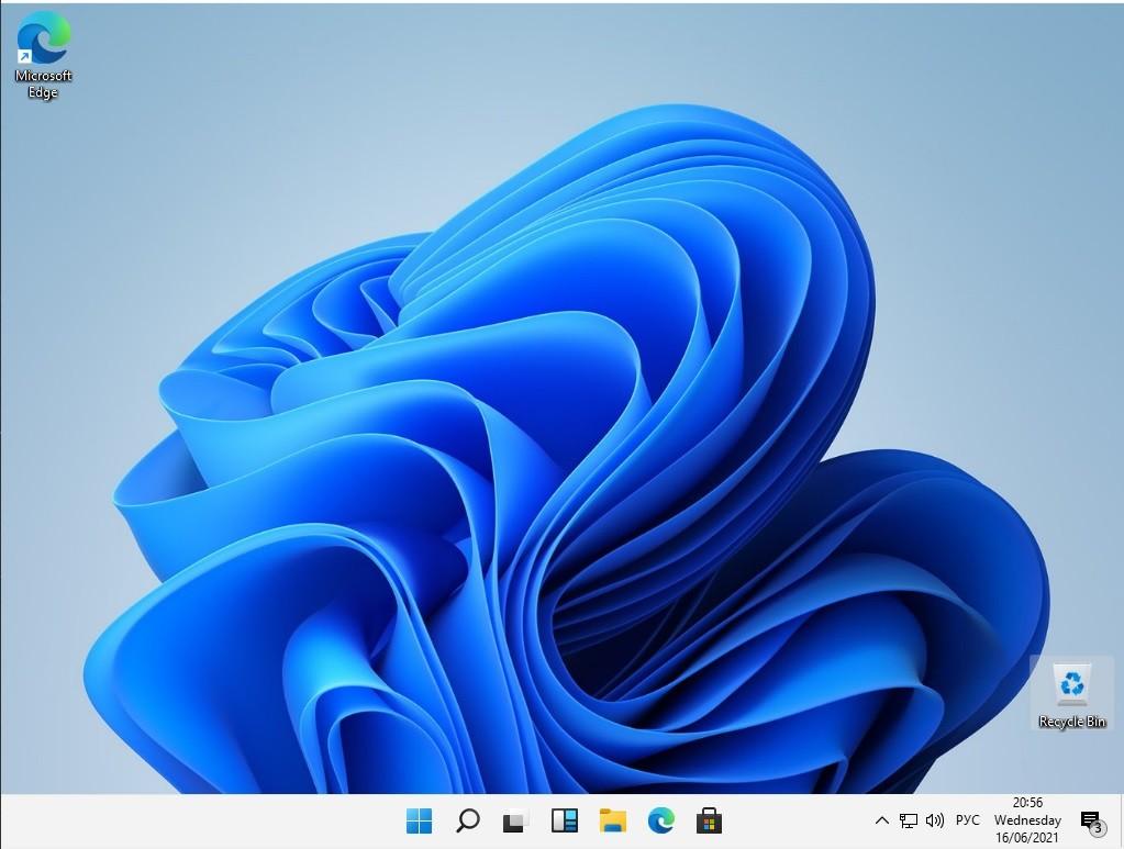 Установка и обзор операционной системы Windows 11